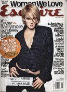 Esquire October 1, 2001 Magazine
