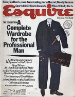 Esquire  Sep 1,1982 Magazine