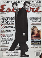 Esquire  Sep 1,2002 Magazine