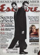 Esquire  Sep 1,2002 Magazine