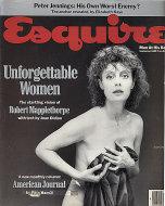 Esquire September 1, 1989 Magazine