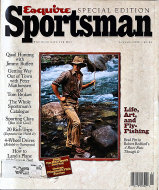 Esquire Sportsman Vol. 1 No. 1 Magazine