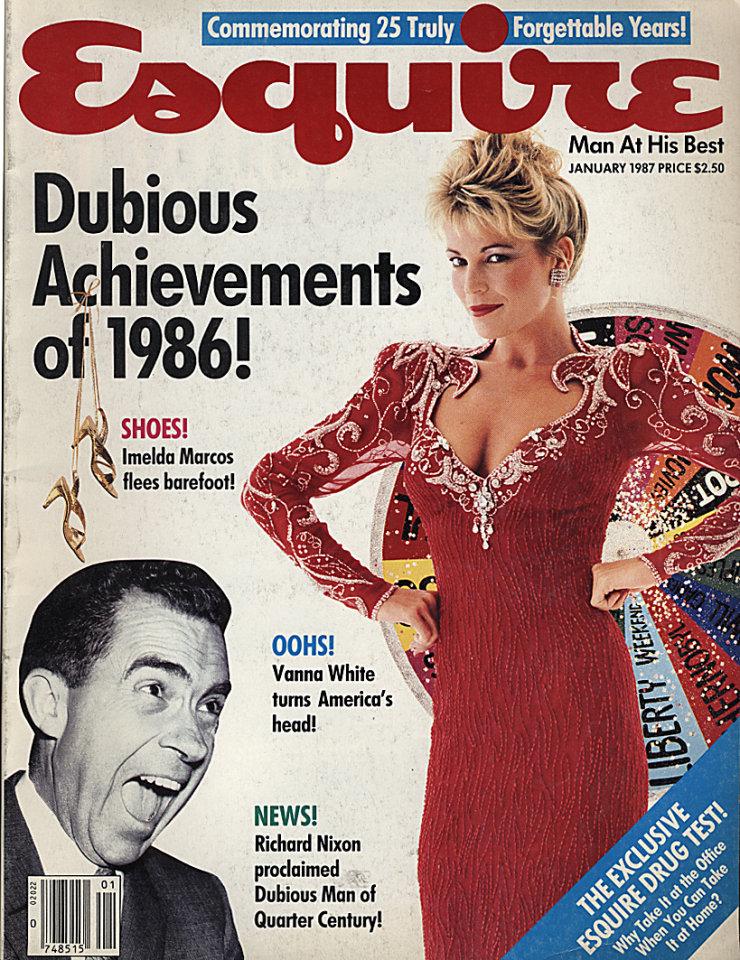 Esquire Vol. 107 No. 1