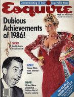 Esquire Vol. 107 No. 1 Magazine