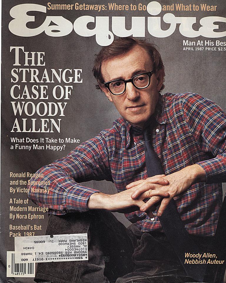 Esquire Vol. 107 No. 4