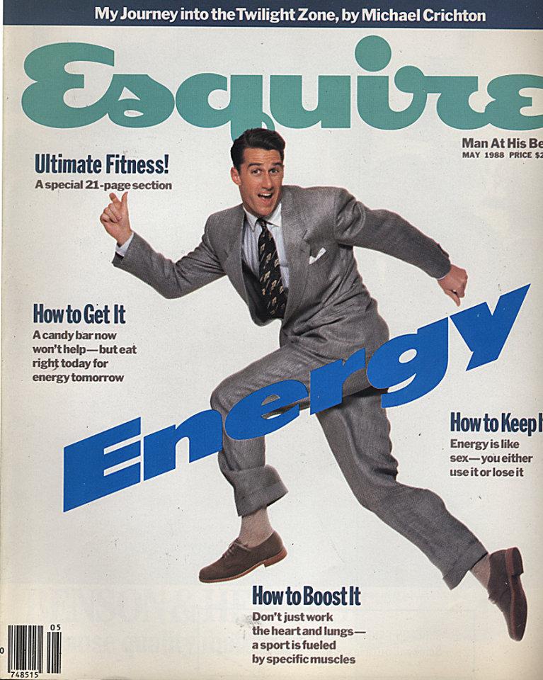 Esquire Vol. 109 No. 5