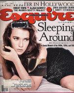 Esquire Vol. 116 No. 1 Magazine
