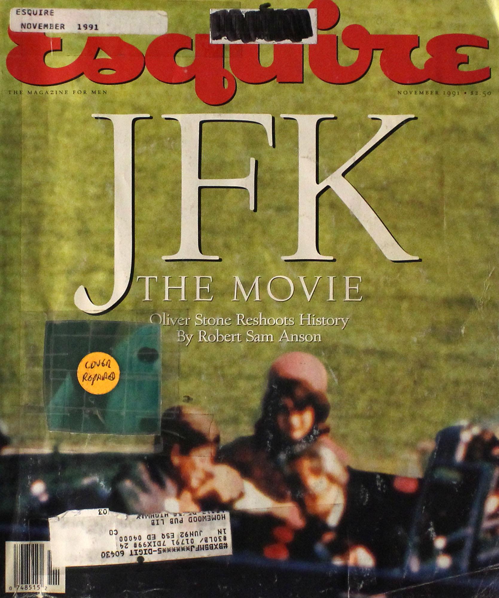 Esquire Vol. 116 No. 5