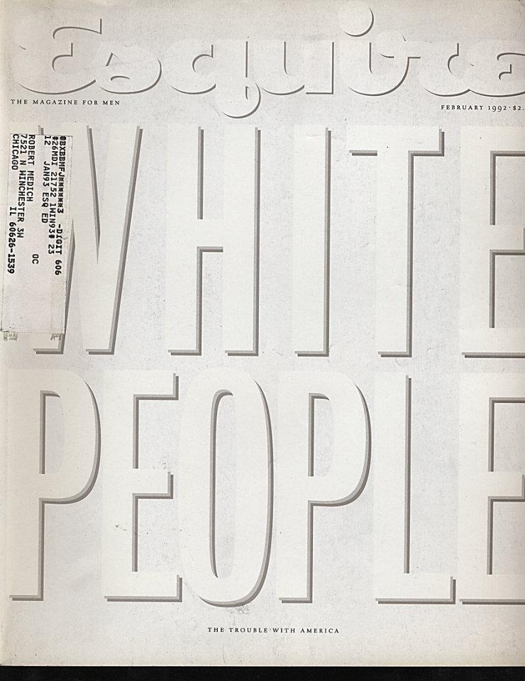 Esquire Vol. 117 No. 2