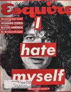 Esquire Vol. 117 No. 5 Magazine