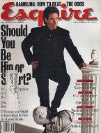 Esquire Vol. 122 No. 3 Magazine