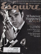 Esquire Vol. 133 No. 3 Magazine