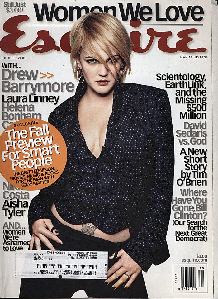 Esquire Vol. 136 No. 4