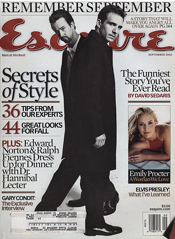 Esquire Vol. 138 No. 3