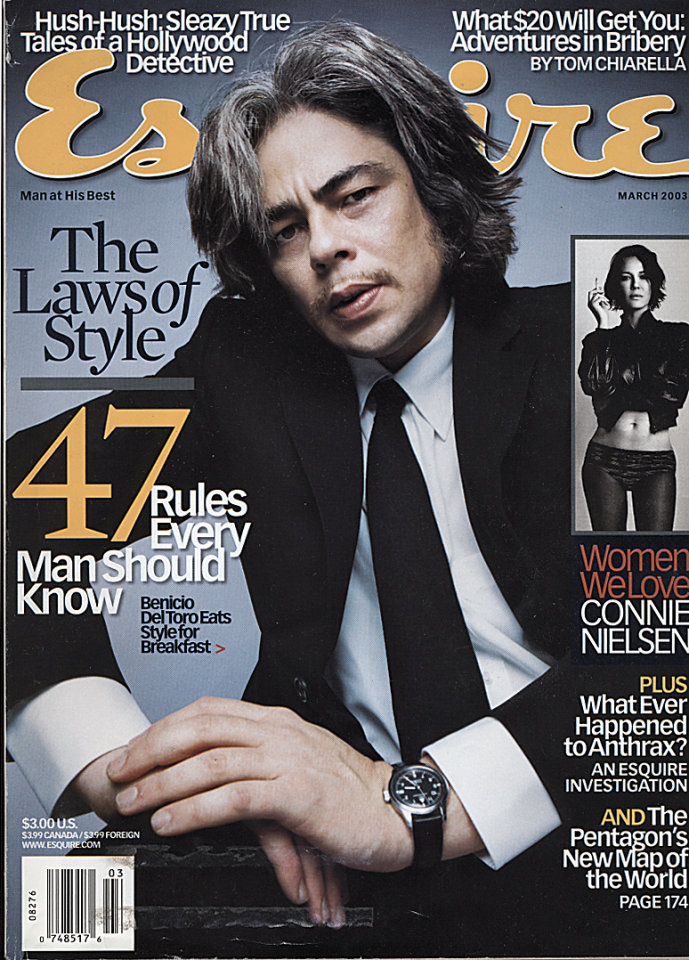 Esquire Vol. 139 No. 3
