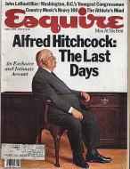 Esquire Vol. 97 No. 4 Magazine