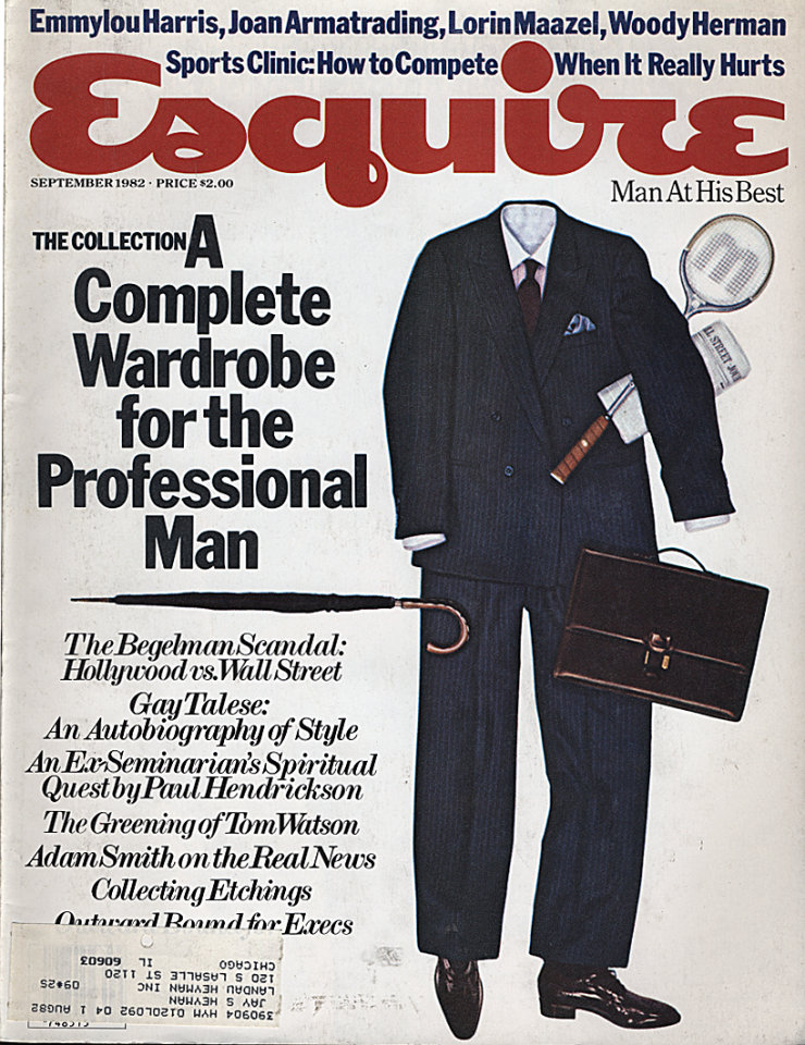 Esquire Vol. 98 No. 3