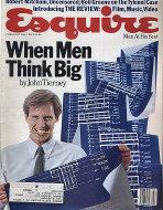 Esquire Vol. 99 No. 2 Magazine