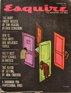 Esquire Vol. LIV No. 5 Magazine