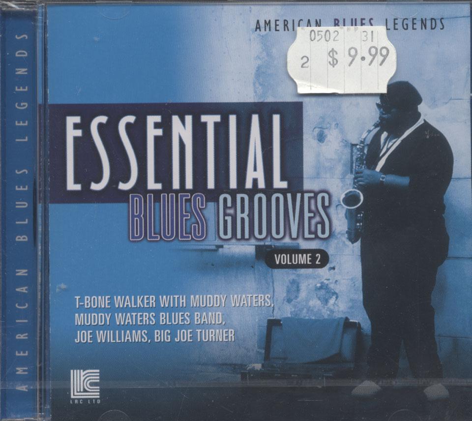 Essential Blues Grooves Vol. 2 CD