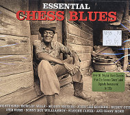 Essential Chess Blues CD