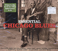 Essential Chicago Blues CD