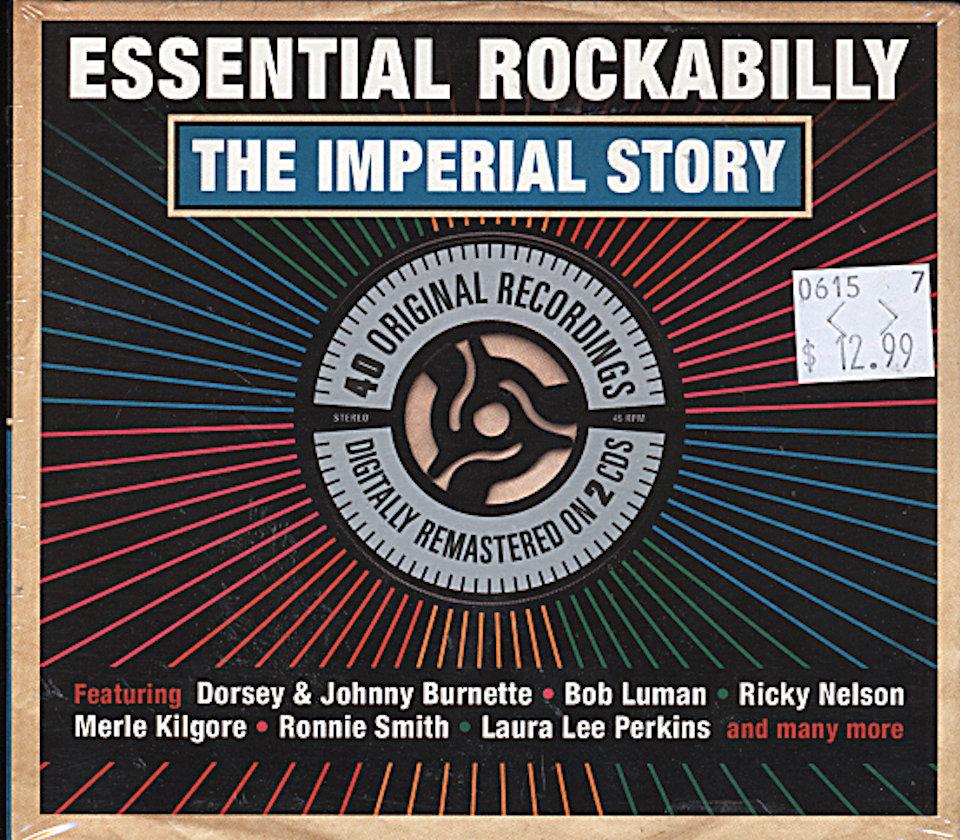 Essential Rockabilly CD