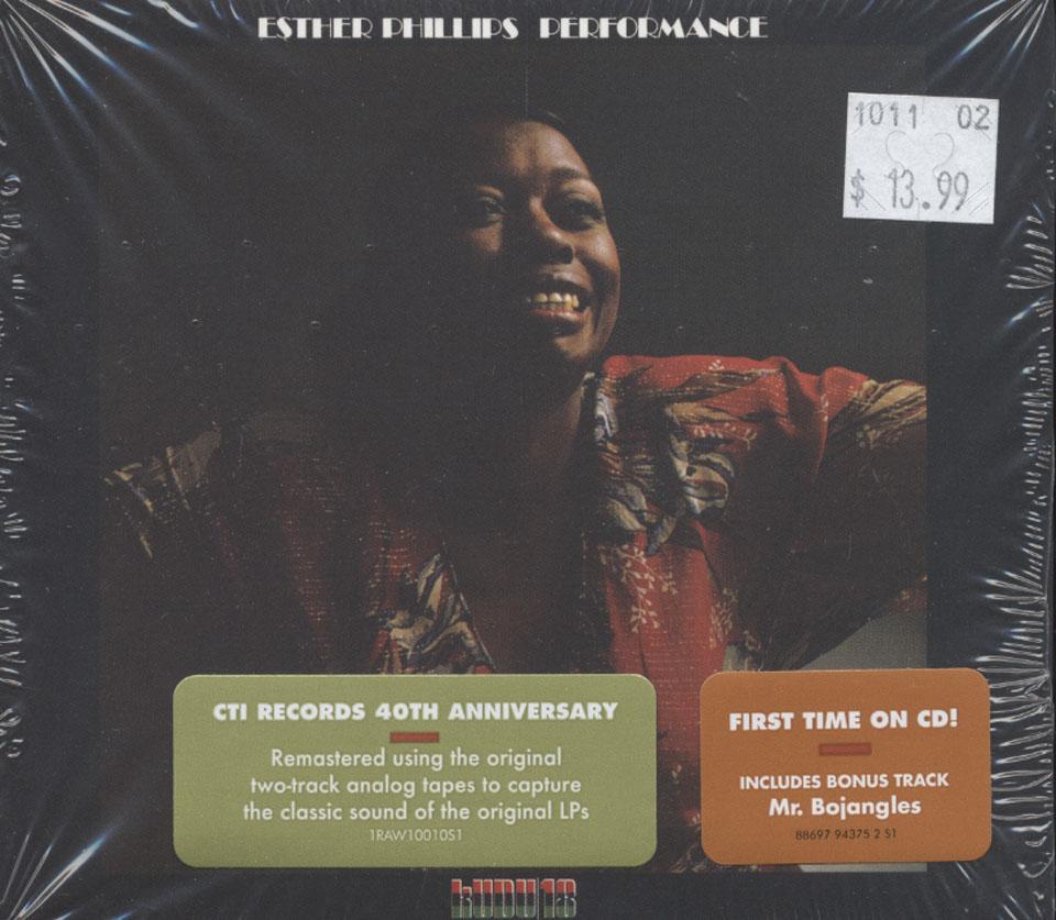 Esther Phillips CD