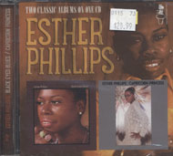 Esther Phillips CD