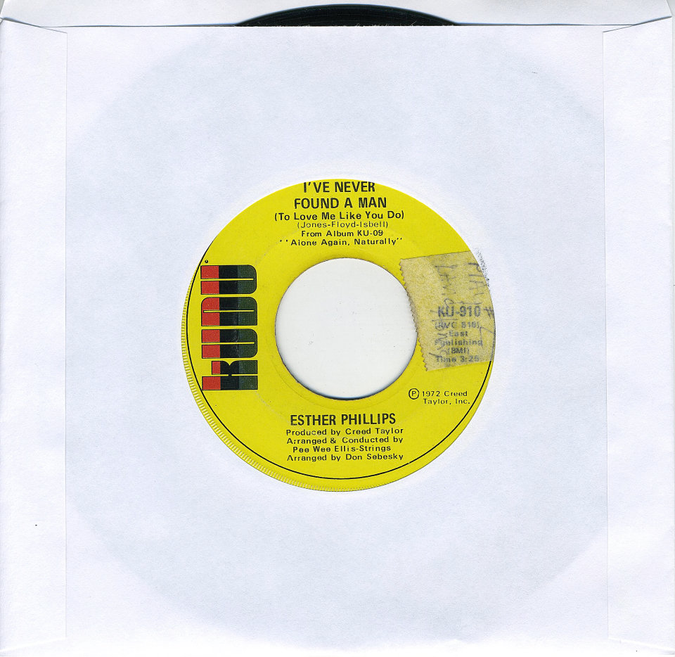 "Esther Phillips Vinyl 7"" (Used)"
