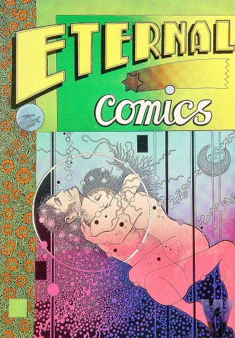 Eternal Comics Comic Book