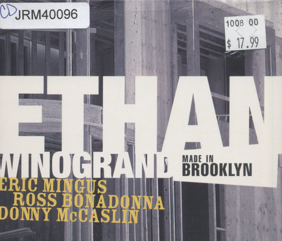 Ethan Winogrand CD