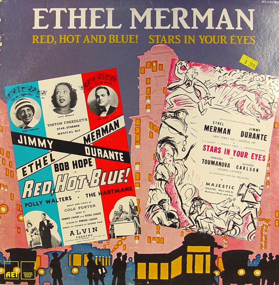"""Ethel Merman Vinyl 12"""" (Used)"""