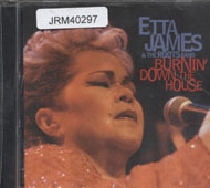 Etta James & The Roots Band CD