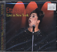 Etta James CD