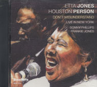 Etta Jones & Houston Person CD