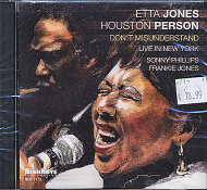 Etta Jones CD
