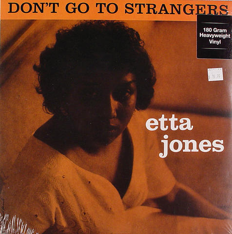 "Etta Jones Vinyl 12"" (New)"