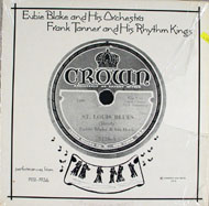 """Eubie Blake And His Orchestra Vinyl 12"""" (Used)"""