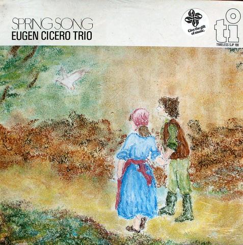 """Eugen Cicero Trio Vinyl 12"""" (New)"""