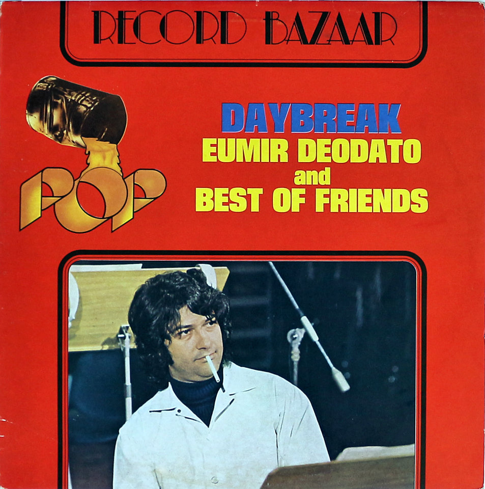 """Eumir Deodato Vinyl 12"""" (Used)"""