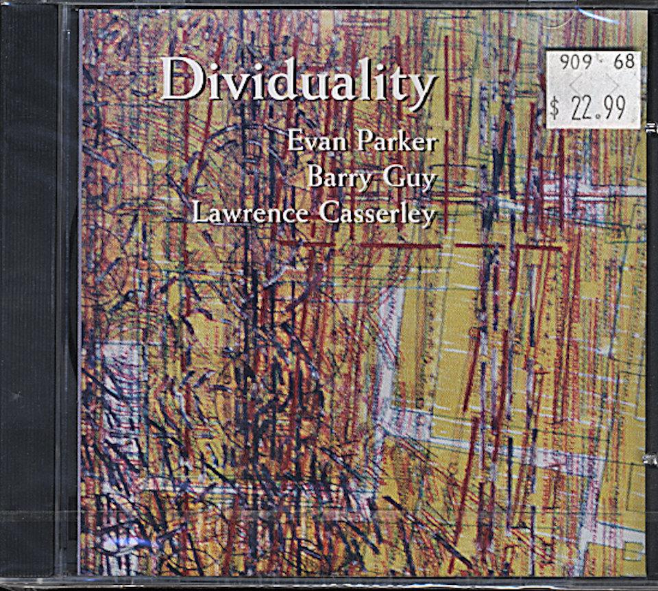 Evan Parker / Barry Guy / Lawrence Casserley CD