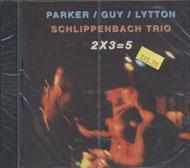 Evan Parker CD