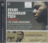 Evans Bradshaw / Roosevelt Wardell CD