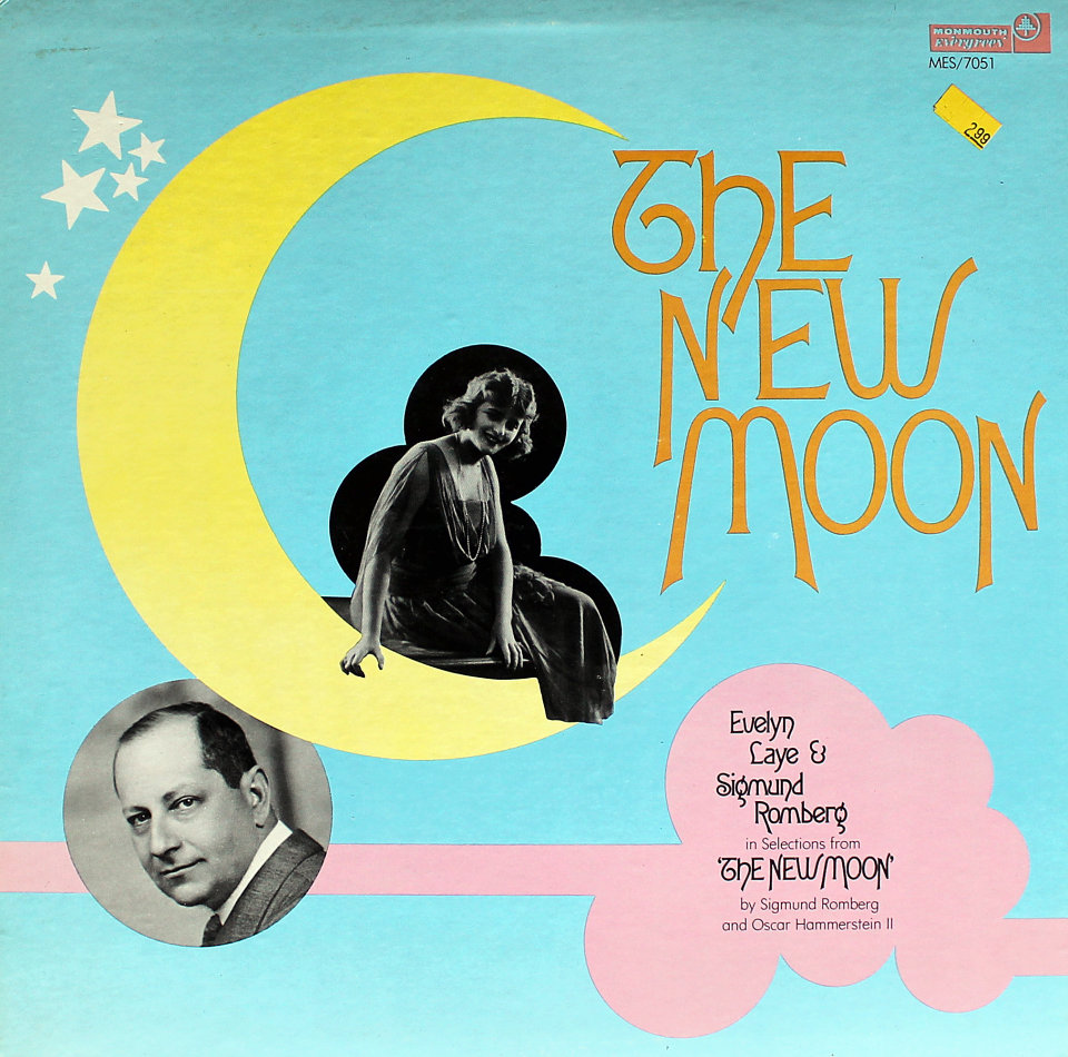 """Evelyn Laye & Sigmund Romberg Vinyl 12"""" (Used)"""