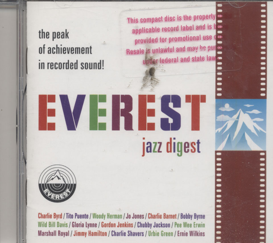 Everest Jazz Digest CD