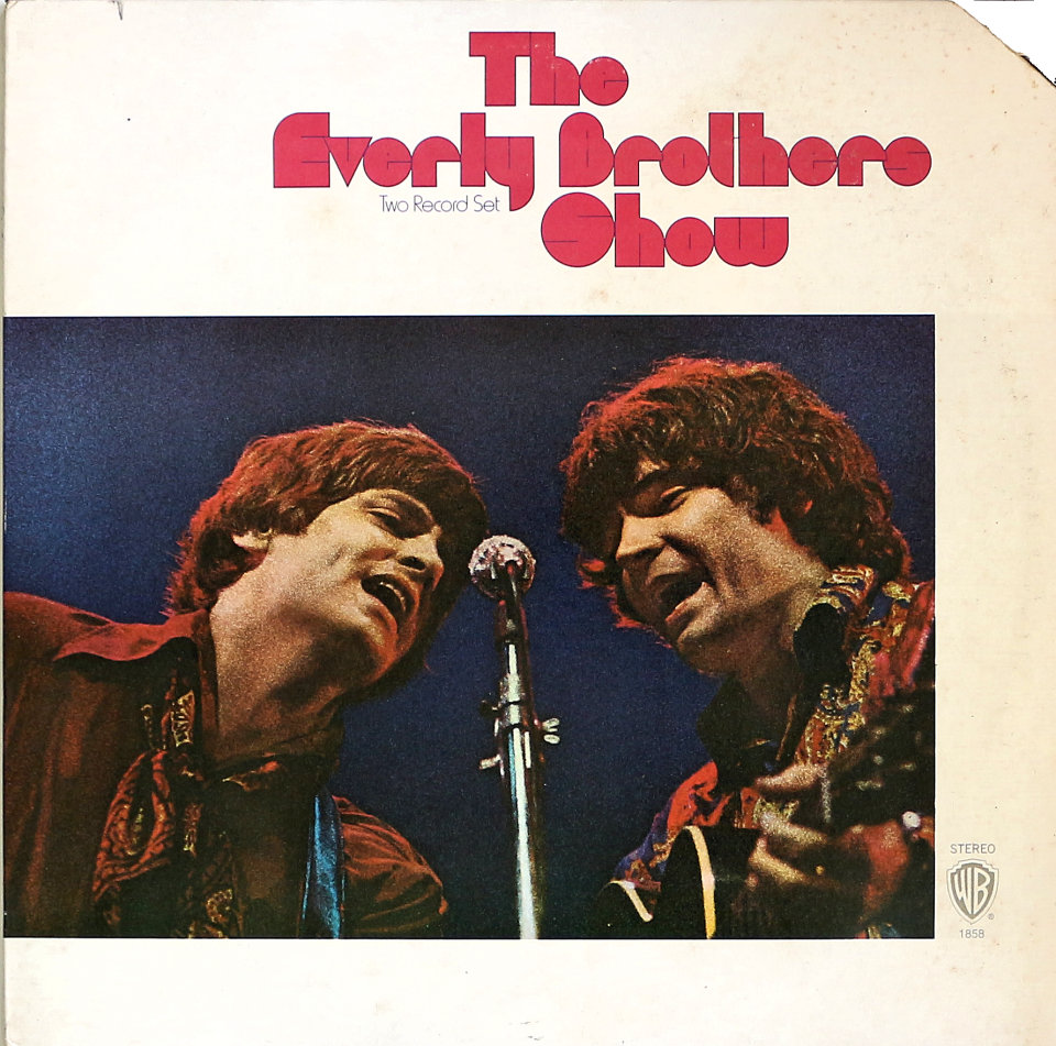 """Everly Brothers Vinyl 12"""" (Used)"""