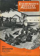 Everybody's Poultry Magazine June 1951 Magazine