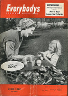 Everybody's Poultry Magazine June 1955 Magazine