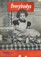 Everybody's Poultry Magazine November 1955 Magazine
